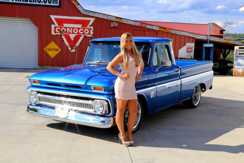 1964 Chevrolet C10 Classic Cars Amp Muscle Cars For Sale