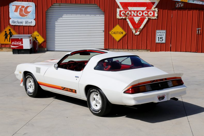 1979 Chevrolet Camaro | Classic Cars & Muscle Cars For Sale