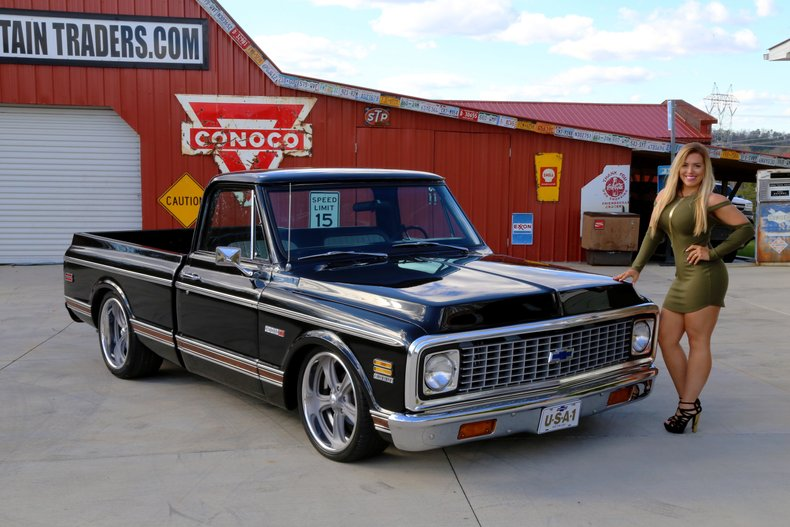 72 Chevy Truck For Sale >> 350 Automatic 12 Bolt Factory Air Condition Power Steering