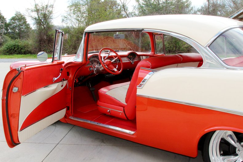 1956 Chevrolet Bel Air Classic Cars Muscle Cars For Sale In