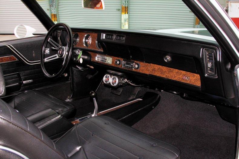 Real 442 Cutlass 455 Engine Power Steering Power Disc
