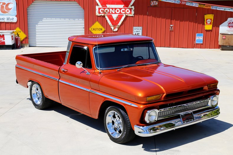 1965 Gmc 1 2 Ton Pickup Classic Cars Muscle Cars For Sale In