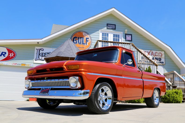 1965 GMC 1/2 Ton Pickup | Classic Cars & Muscle Cars For