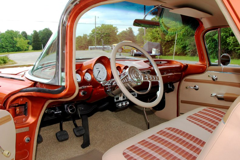 348 Three Deuces Four Speed PS PDB Air Condition Leather