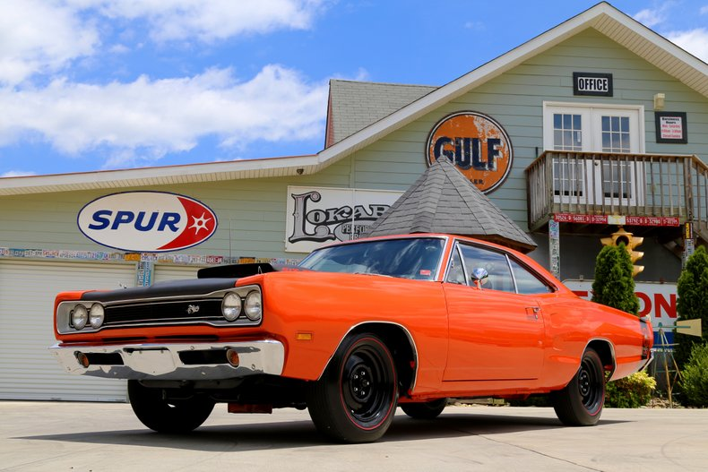 1969 Dodge Super Bee A12 Galen Registered M Code 440 Six