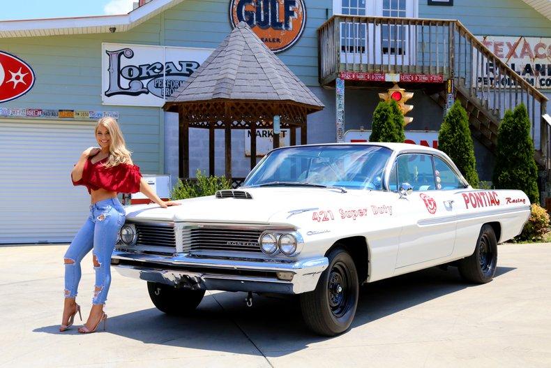 1962 Pontiac Catalina For Sale