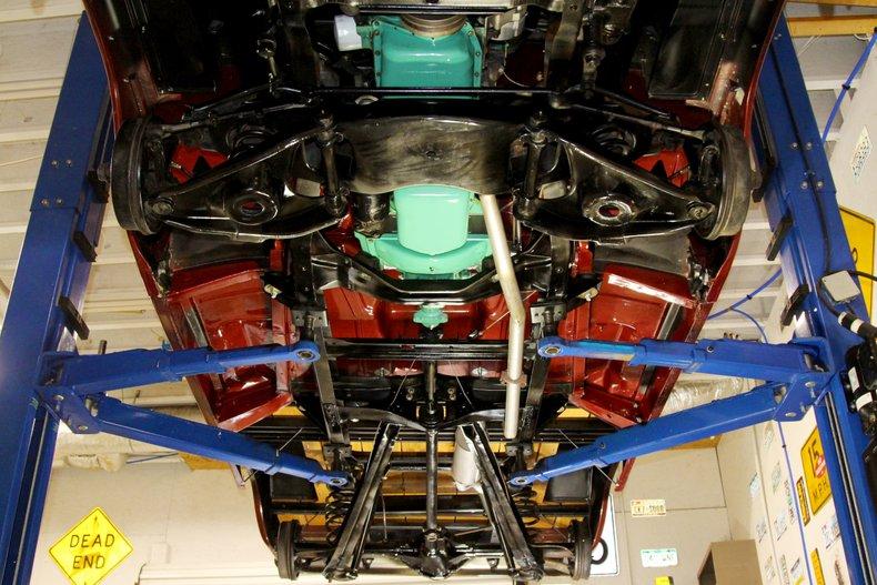 Frame Off Restored Inline 6 292 Air Condition 3 Speed