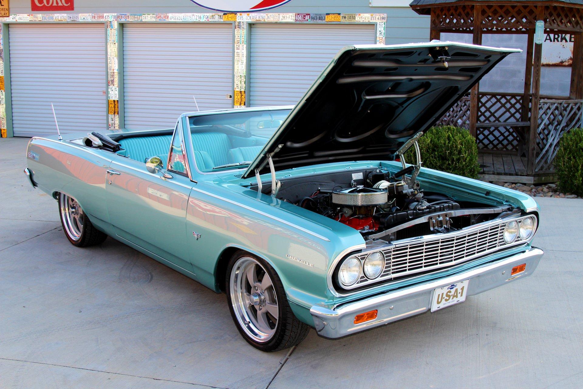1964 Chevrolet Malibu SS for sale #60996   MCG