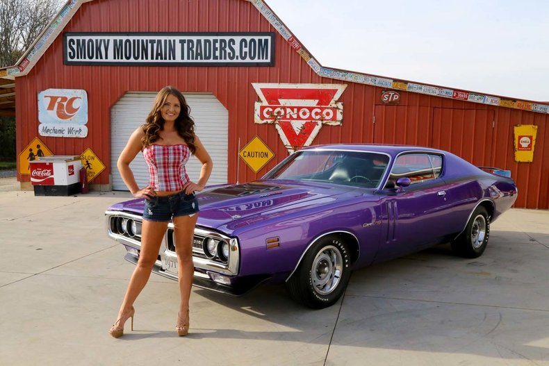 1971 Dodge Charger R/T Rotisserie Restored Matching #s 440 ...