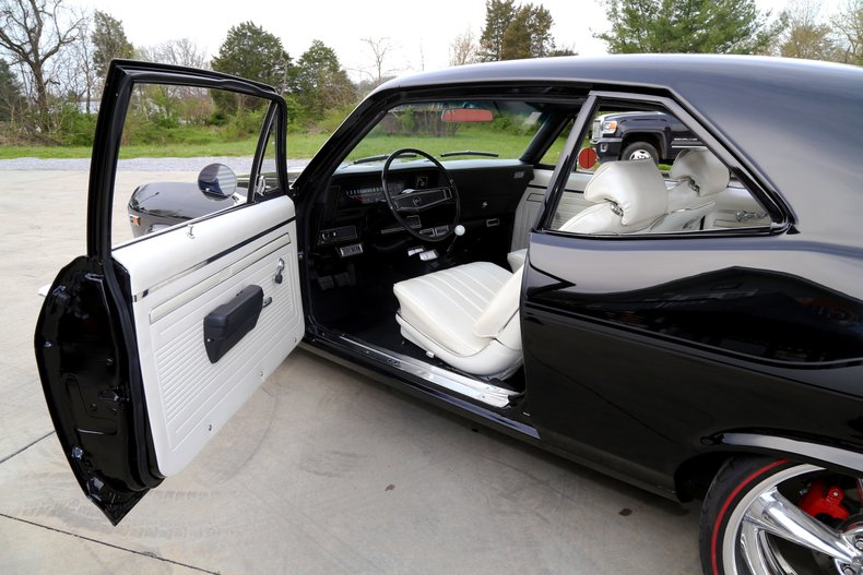 1969 Chevrolet Nova 35
