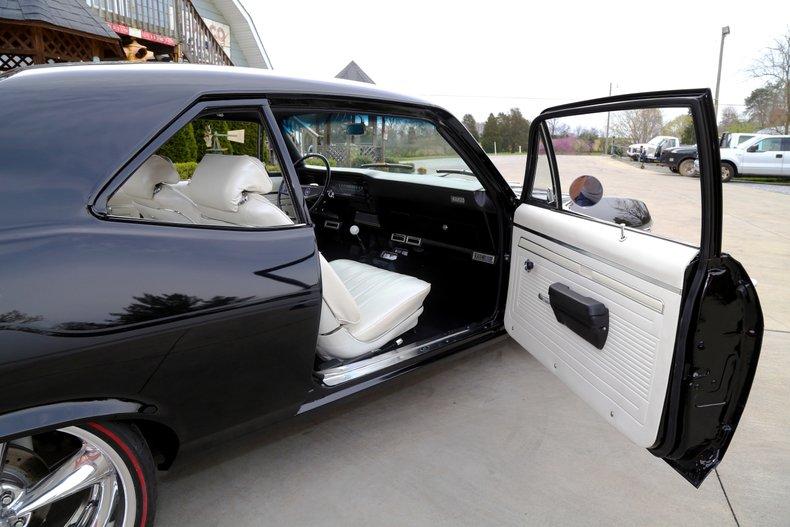 1969 Chevrolet Nova 29