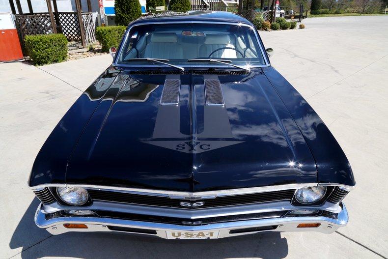 1969 Chevrolet Nova 8