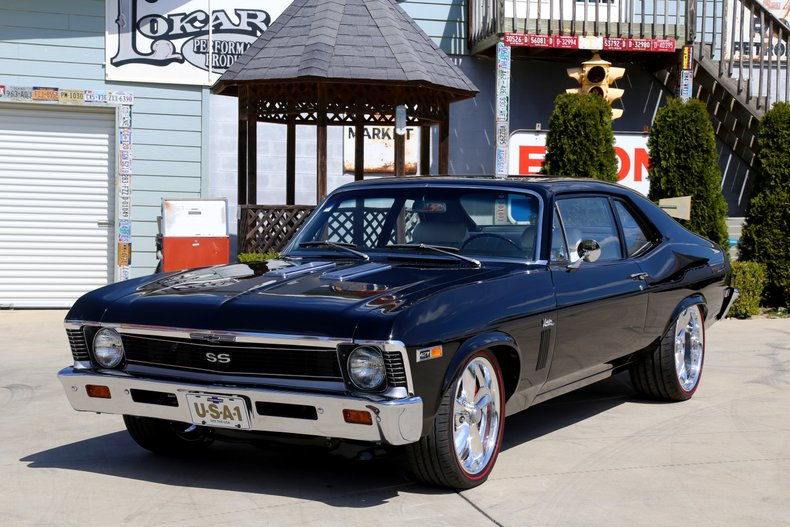 1969 Chevrolet Nova 10