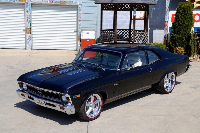 1969 Chevrolet Nova 9