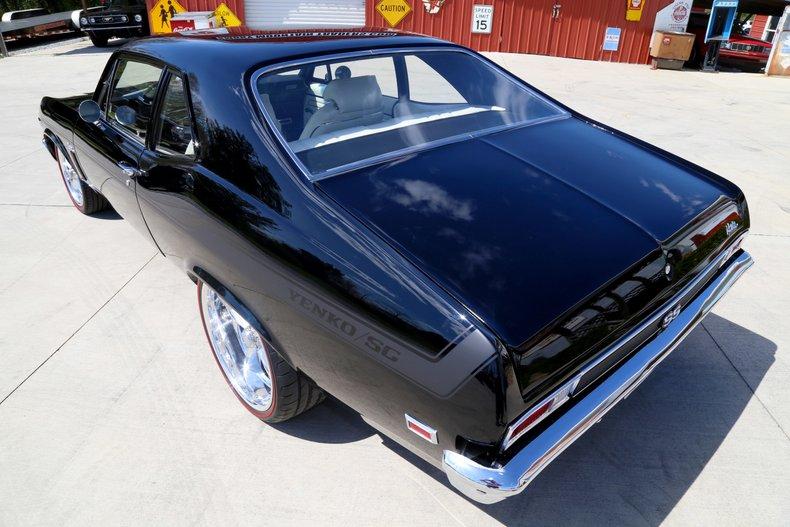 1969 Chevrolet Nova 17