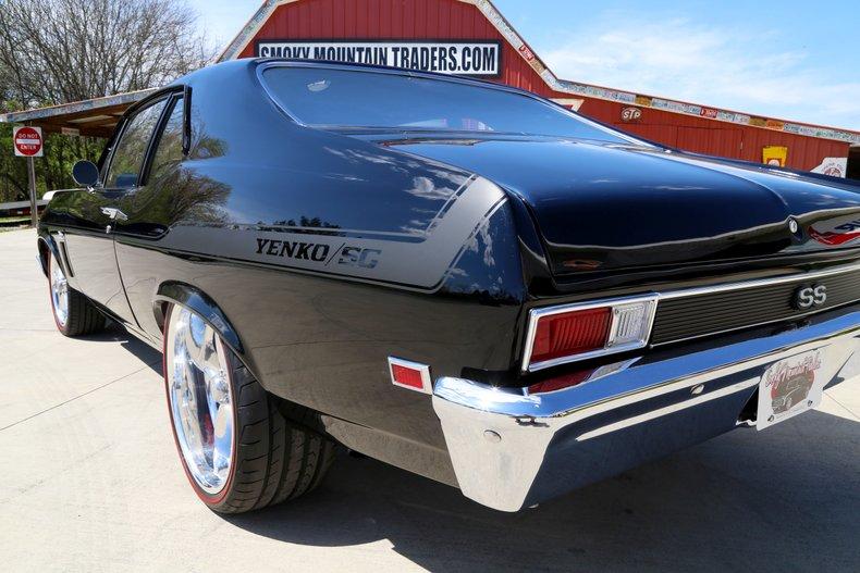 1969 Chevrolet Nova 18