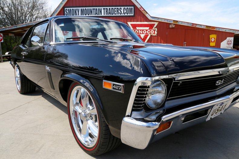 1969 Chevrolet Nova 5