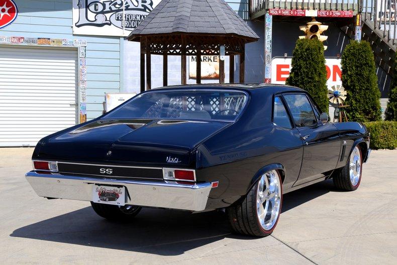 1969 Chevrolet Nova 23