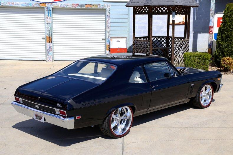 1969 Chevrolet Nova 22