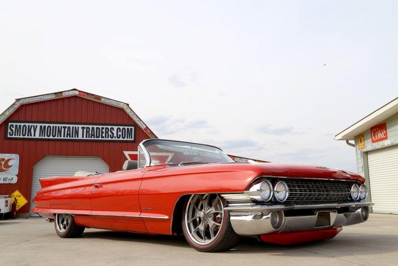 1961 Cadillac Series 62 7