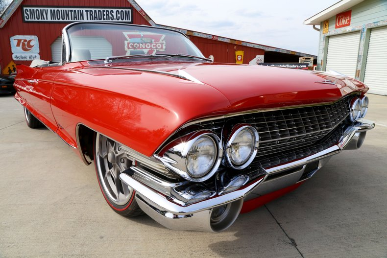 1961 Cadillac Series 62 6