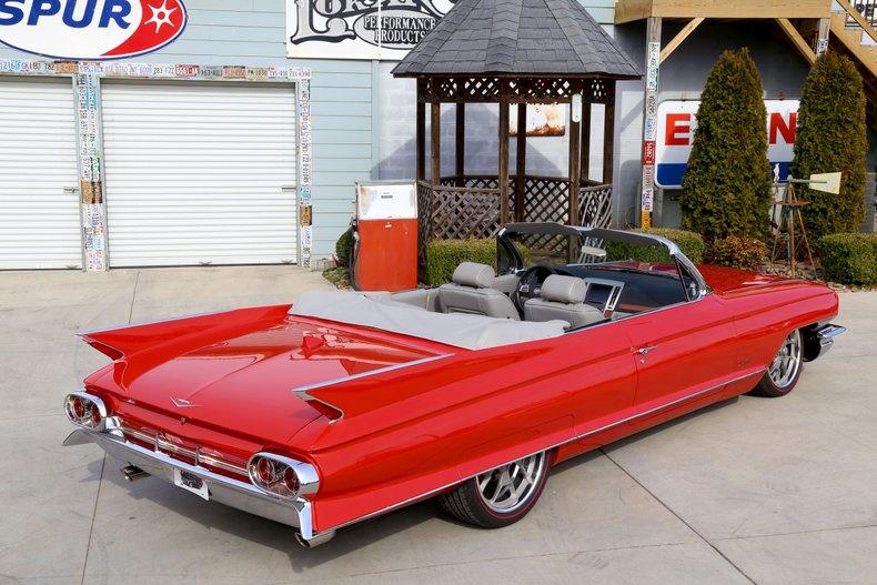 1961 Cadillac Series 62 25