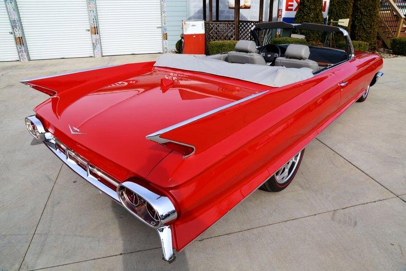 1961 Cadillac Series 62 27