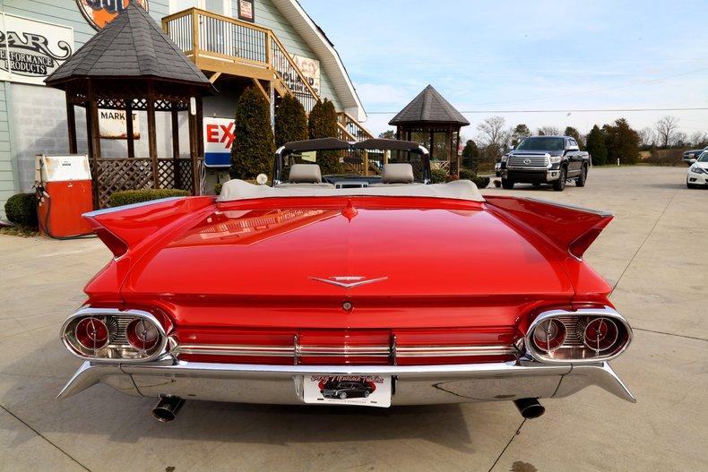1961 Cadillac Series 62 23