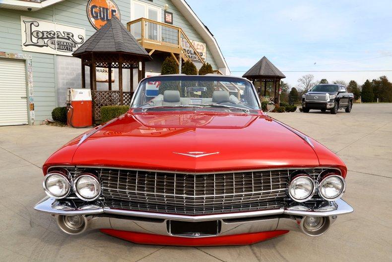 1961 Cadillac Series 62 8