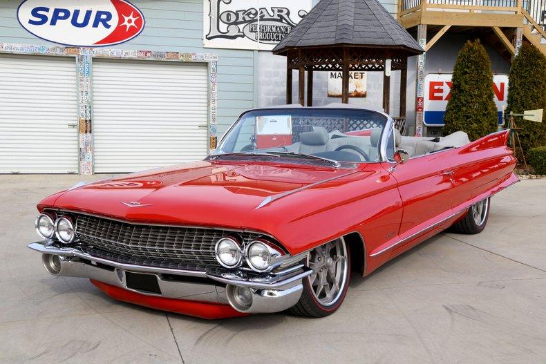 1961 Cadillac Series 62 11