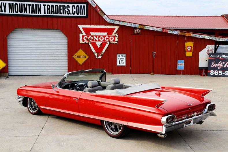 1961 Cadillac Series 62 17