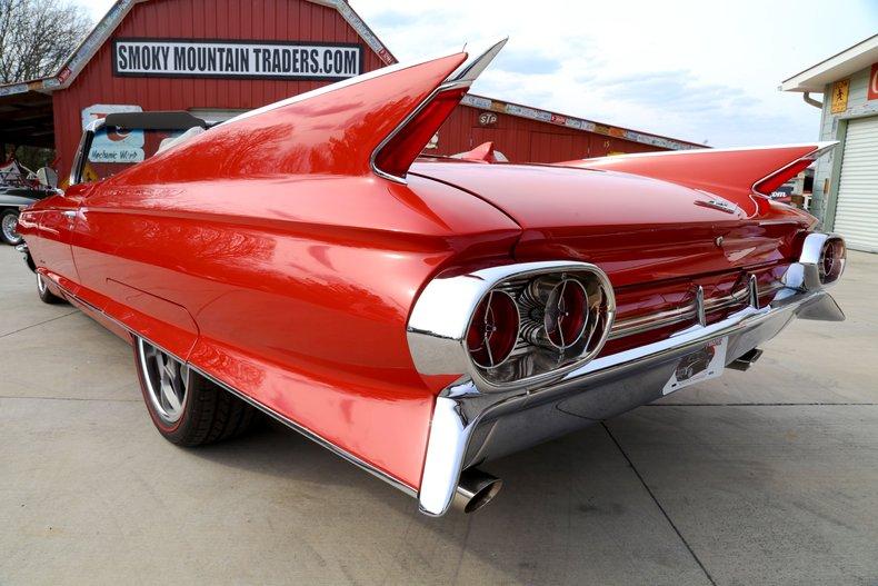 1961 Cadillac Series 62 21