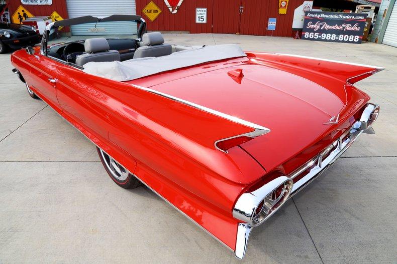 1961 Cadillac Series 62 19