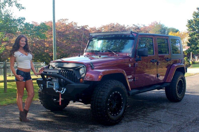 2007 Jeep WRANGLER S