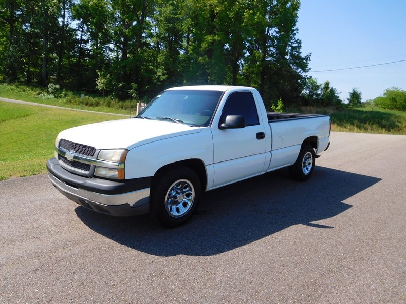 2004 Chevrolet Silverado For Sale
