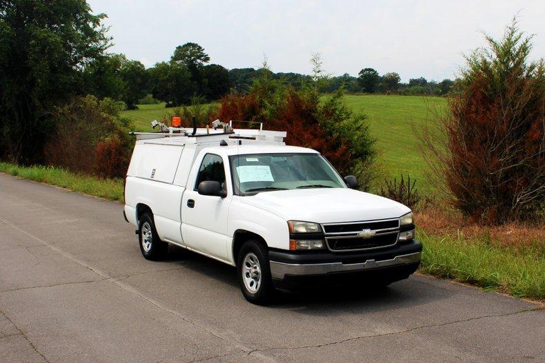 2007 Chevrolet Silverado