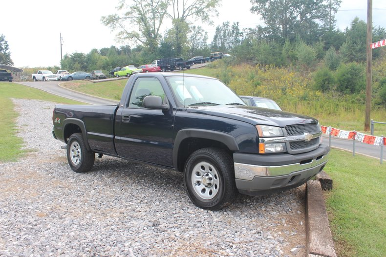 2005 Chevrolet Silverado For Sale