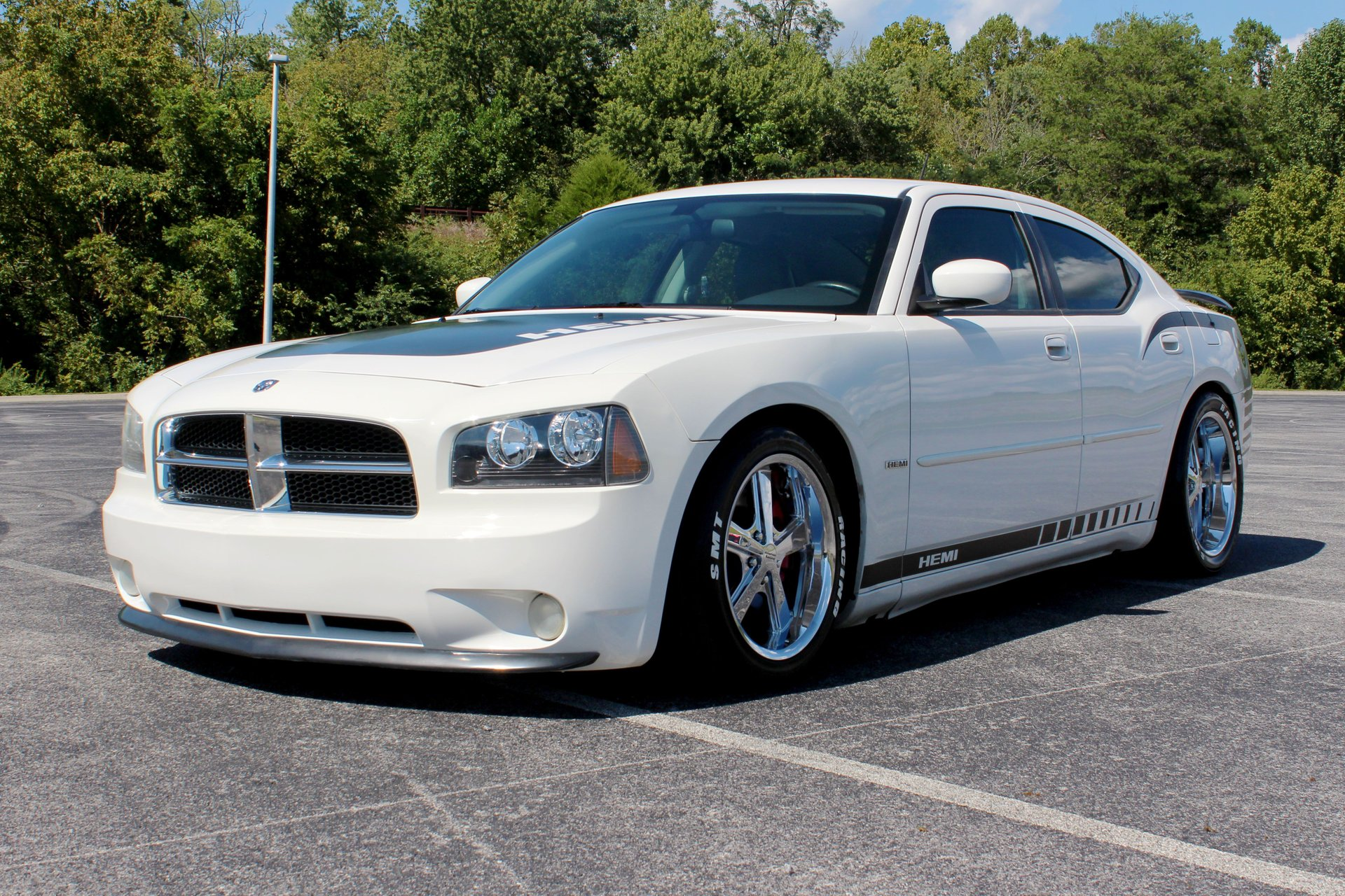2008 Charger Rt >> 2008 Dodge Charger R T For Sale 131519 Mcg
