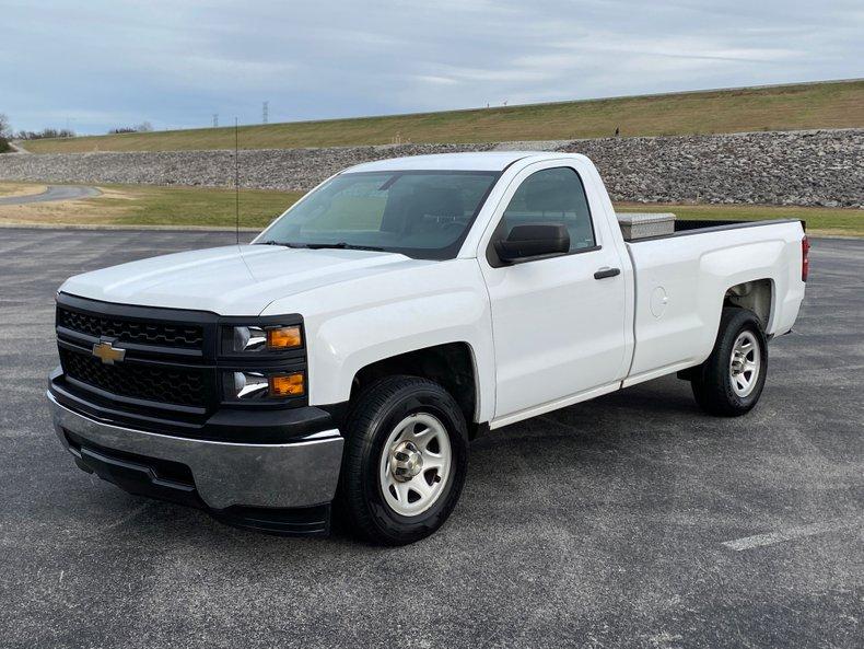 2015 Chevrolet Silverado For Sale