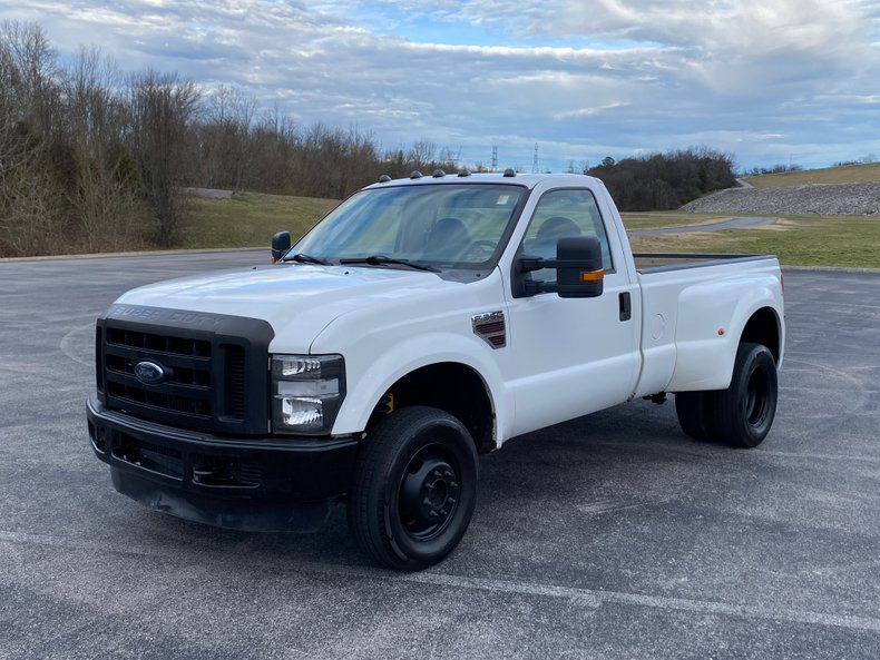 2008 Ford F350 Super Duty