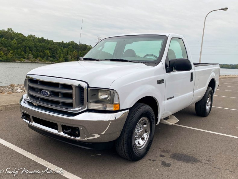 2003 Ford F250 Super Duty