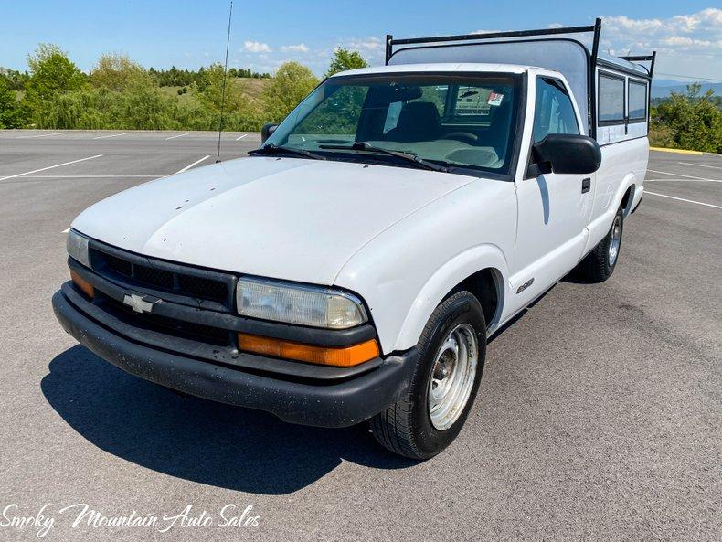 1999 Chevrolet S10