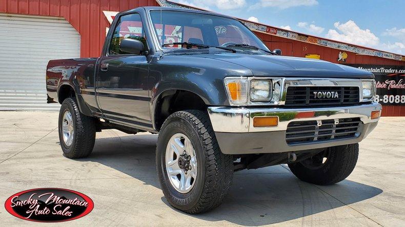 1990 Toyota Short Bed Deluxe