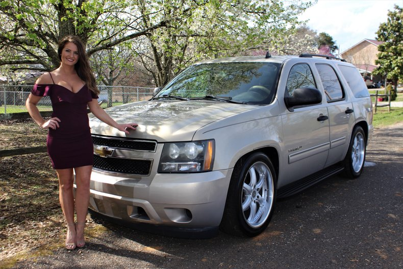 2009 Chevrolet Tahoe C150