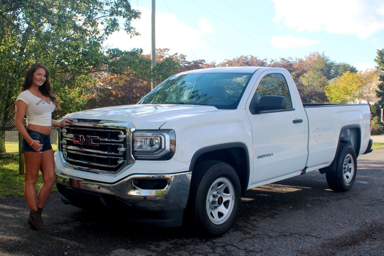 2016 GMC Sierra For Sale