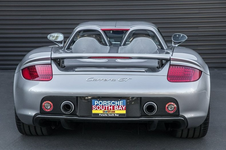 For Sale 2005 Porsche Carrera GT