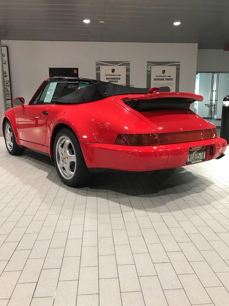 For Sale 1992 Porsche 911