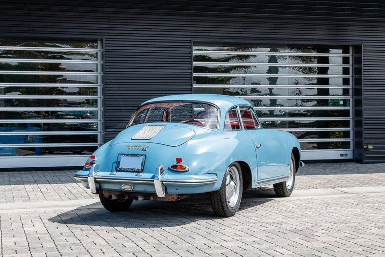 For Sale 1961 Porsche 356