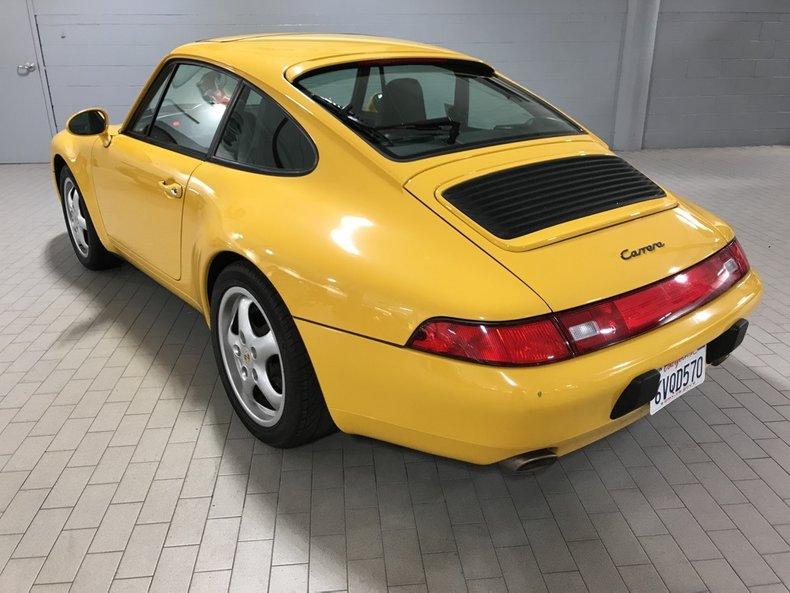 For Sale 1996 Porsche 911