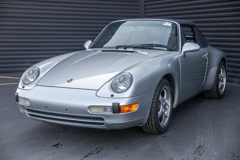For Sale 1995 Porsche 911